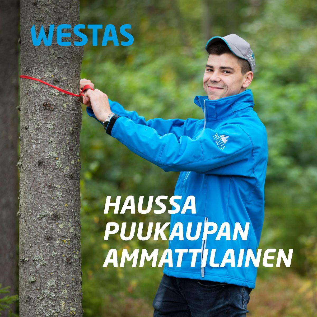 Haemme metsäosastolle PUUKAUPAN AMMATTILAISTA